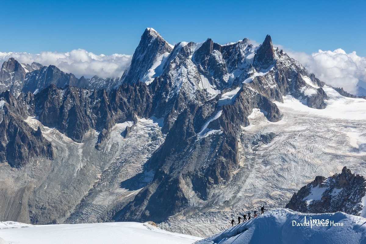Actividad en la montaña - Alpes - Limes , David Pérez Hens