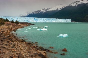 Glaciar P. Moreno