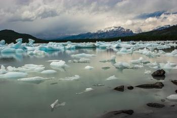 Bahía Onelli, P.N. Los Glaciares