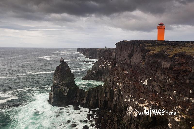 Península de Snaefellsnes. Imagen David Pérez Hens  - Islandia. - Limes , David Pérez Hens