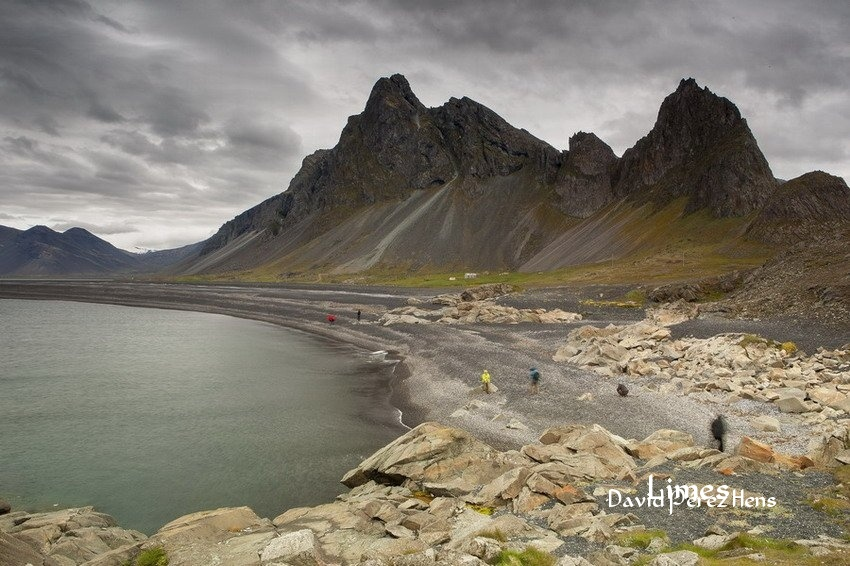 Hvalnes. Imagen David Pérez Hens - Islandia. - Limes , David Pérez Hens