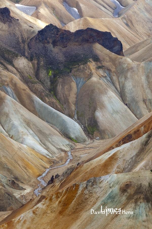 Landmannalaugar - Islandia. - Limes , David Pérez Hens