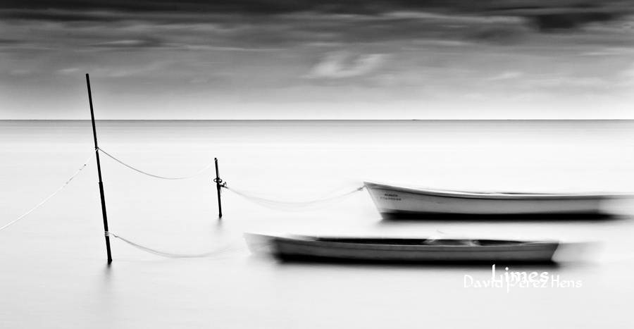Barcas Delta del Ebro - Paisajes deltaicos y humedales.  - Limes , David Pérez Hens