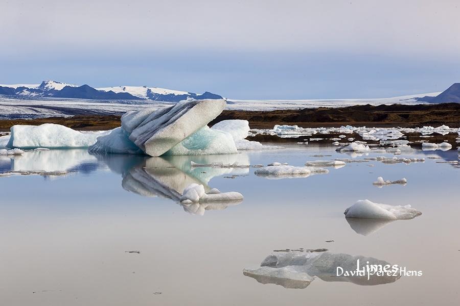 Fjallsarlon - Islandia. - Limes , David Pérez Hens