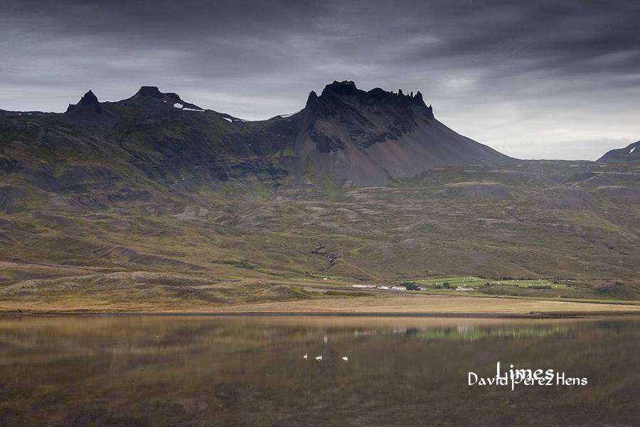 Fiordos del este. Imagen David Pérez Hens - Islandia. - Limes , David Pérez Hens