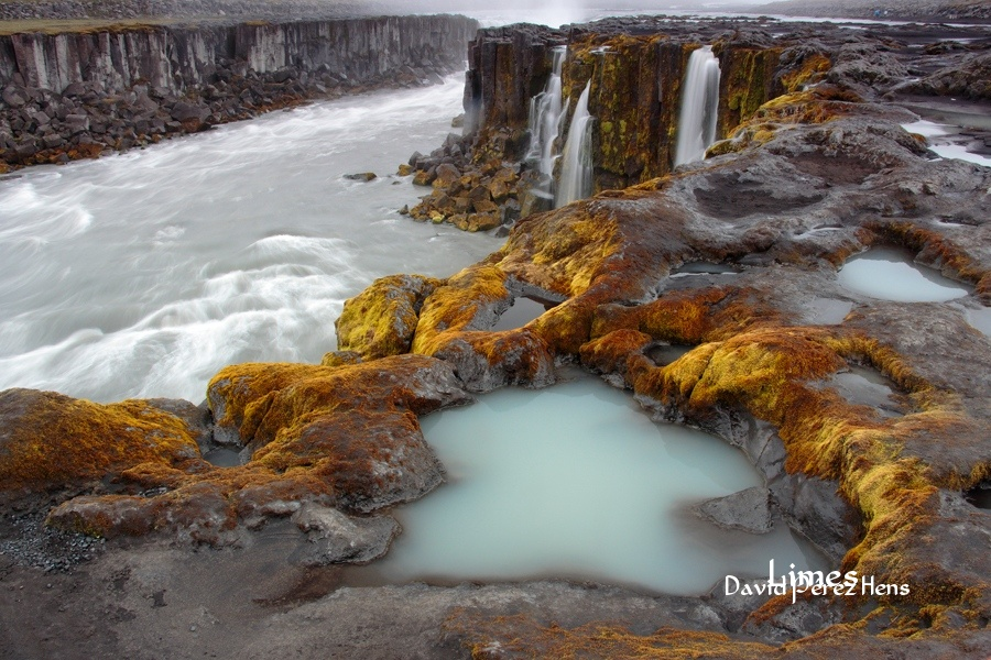 Selfoss. Imagen David Pérez Hens - Islandia. - Limes , David Pérez Hens