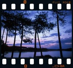 Lac Marin - Vieux Boucau - Francia.