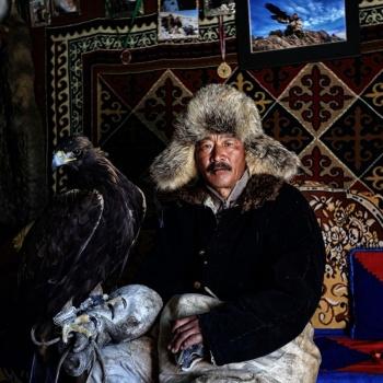 Khairatkhan, el maestro Berkutchi