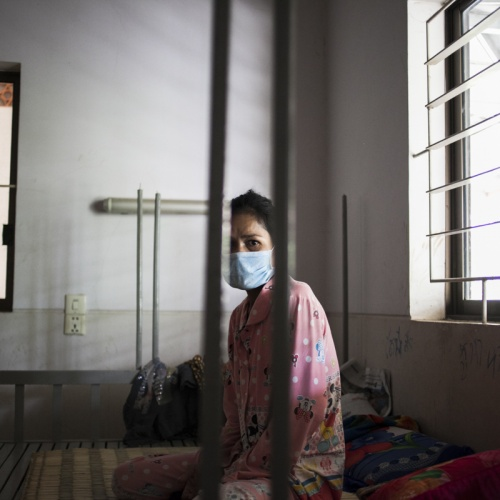 MSF Camboya. TB Project