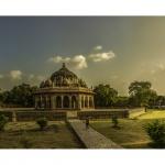 Tumba de Isa Khan´s, Nueva Delhi