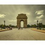 Puerta de La India, Nueva Delhi