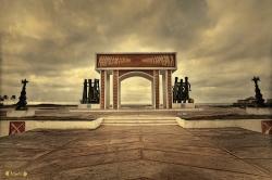 La puerta del no retorno, Benín