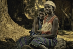 Mujeres Mossi, Bantogdo.