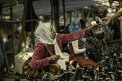 Mercado de Bati, Ethiopia.
