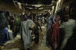 Mercado de Agadez, Niger.