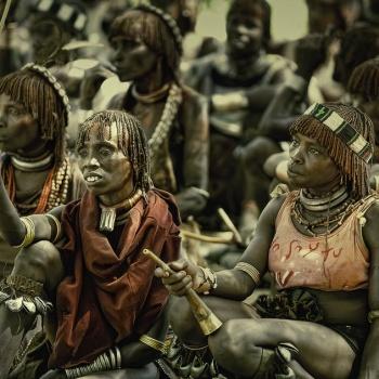 Etnia Hamer, Etiopía