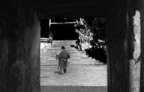 Drepung, Lhasa, 2002