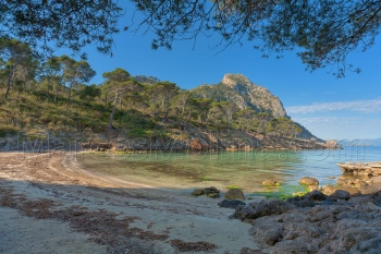 Ses Caletes des Cap Pinar, Alcúdia, Majorca