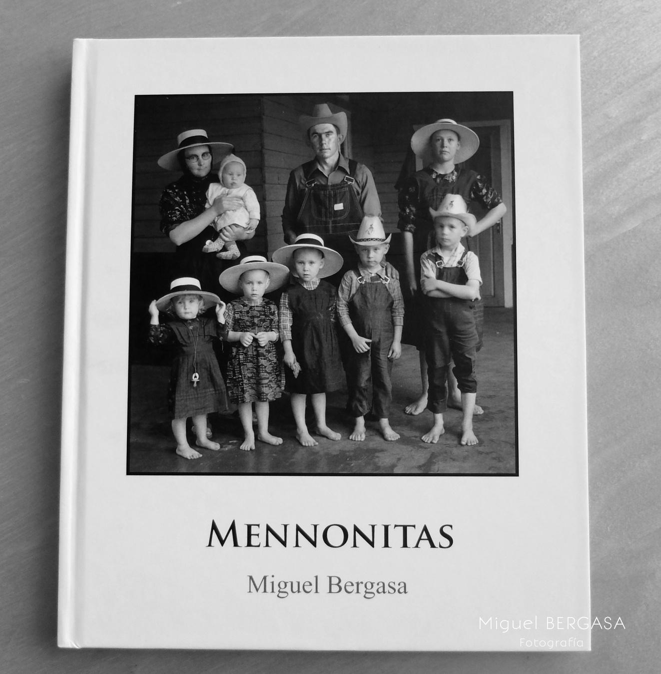 Mennonitas Versión Completa 2015 - Catálogos y portadas libros - Miguel BERGASA, Fotografía