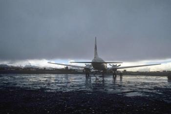 Convair CV-440 de empresa SASA