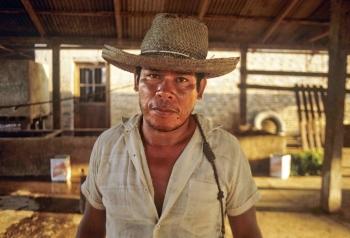 Trabajador de Estancia Palmira