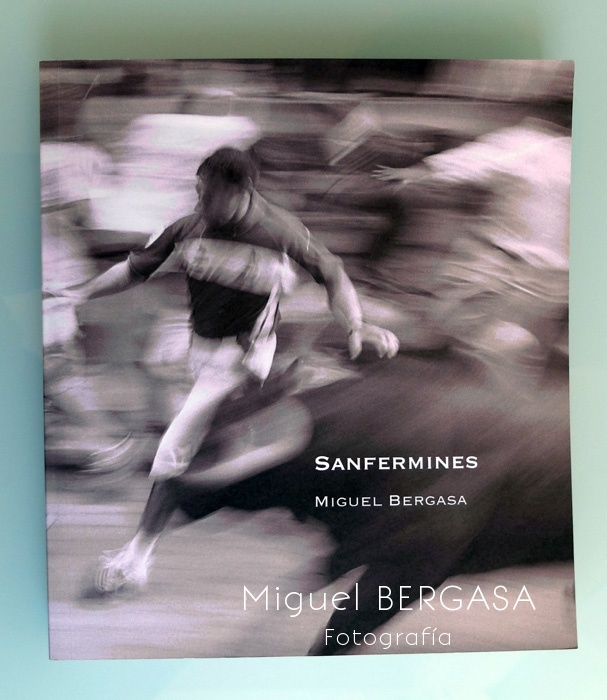 Sanfermines. 2012 - Catálogos y portadas libros - Miguel BERGASA, Fotografía