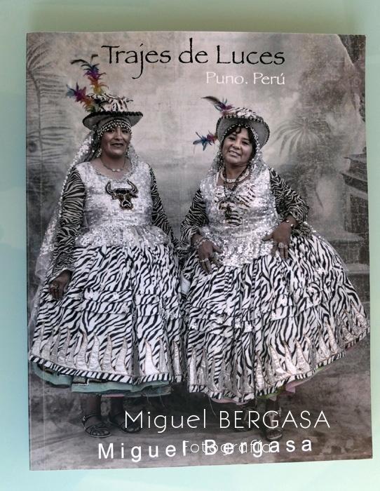 Trajes de Luces. color 2016 - Catálogos y portadas libros - Miguel BERGASA, Fotografía