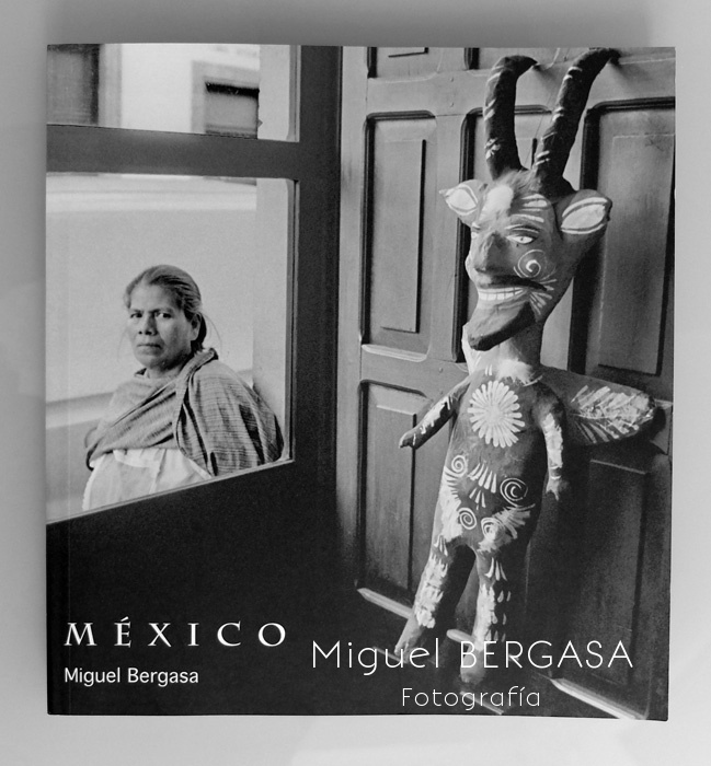 México 2013 - Catálogos y portadas libros - Miguel BERGASA, Fotografía