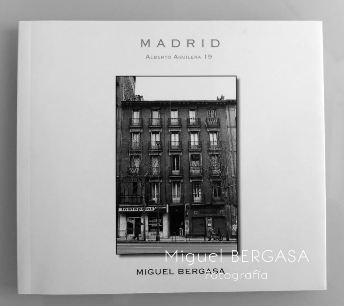 MADRID. Alberto Aguilera 19. 2010 - Catálogos y portadas libros - Miguel BERGASA, Fotografía