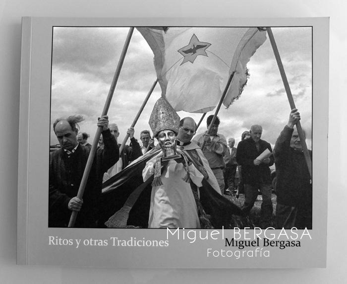 Ritos y otras Tradiciones 2013 - Catálogos y portadas libros - Miguel BERGASA, Fotografía