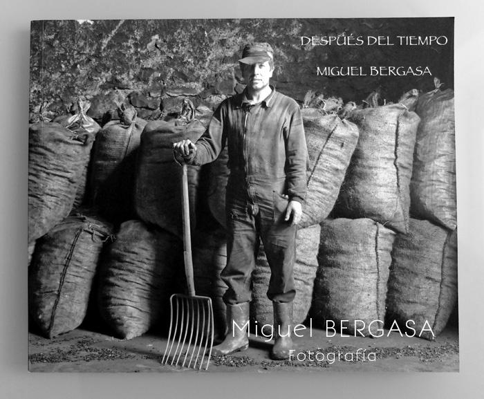 Después del Tiempo 2012 - Catálogos y portadas libros - Miguel BERGASA, Fotografía