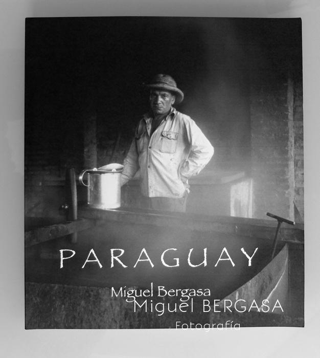 Paraguay 2011 - Catálogos y portadas libros - Miguel BERGASA, Fotografía