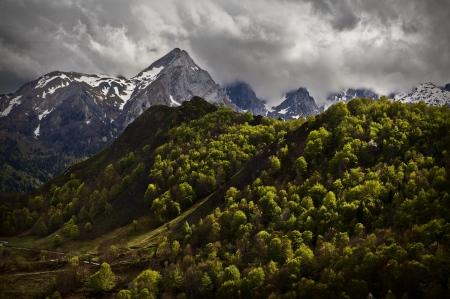 Valle de Lescun