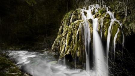 Cascada de Aydius