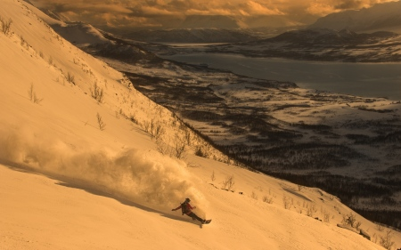 Lyngen Alps, Javi Besga