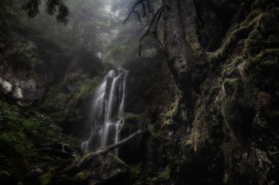 Cascada Sansanet