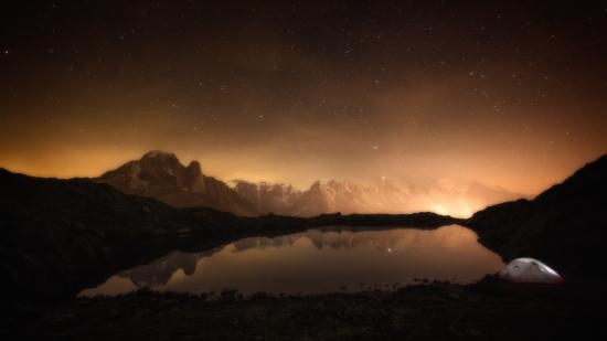 Lac de Cheserys