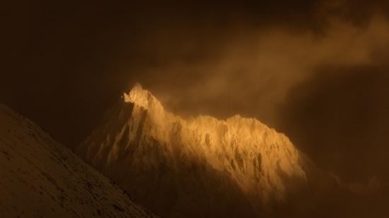 Store Lenangstinden, Lyngen Alps