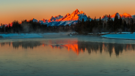 GRAND TETON NATIONAL PARK - Febrero 2015