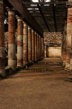 Columnas romanas |2011 | Mérida, España