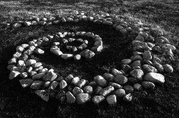 Piedras geométricas | 2011 | A Coruña, España
