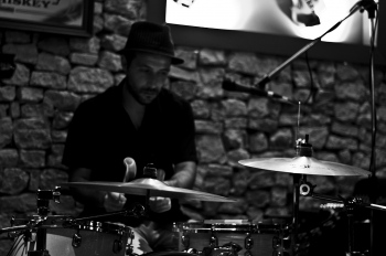 Drummer - Martini Boys | 2010 | Mallorca, Spain