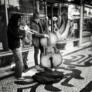 Música callejera | 2015 | Lisboa, Portugal