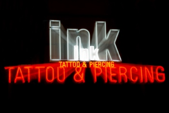 Ink, Tattoo & Piercing | 2009 | Palma de Mallorca, Spain