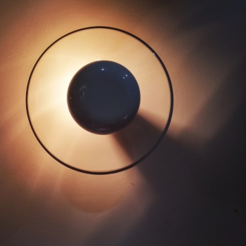 Lámpara | 2015 | Abica tapas bar - A Coruña, España