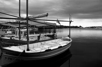 Blacks and whites | 2010 | Portocolom - Mallorca, Spain