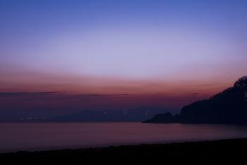 Breaking dawn | 2008 | Bastiagueiro beach - A Coruña, Spain