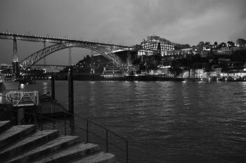 Paisaje nocturno | 2012 | Oporto, Portugal