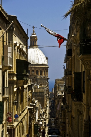 Calle | 2008 | Valleta, Malta