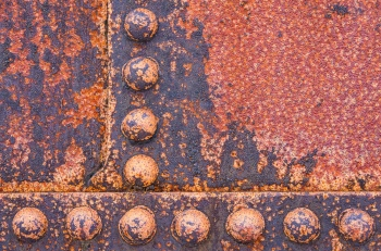 Rusty metal - Grytviken - Yolanda Moreno